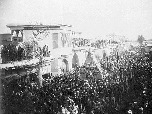 Damascus Pilgrimage Convoy