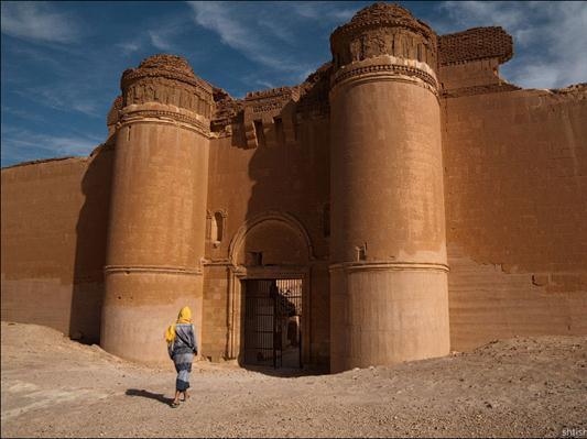قصر الحير الشرقي