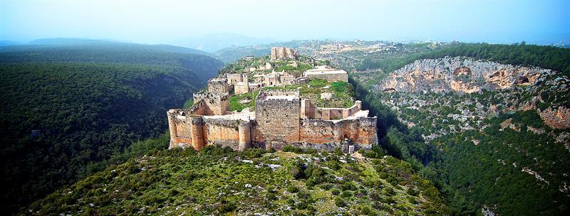 Salah Eddine Castle